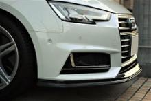 A4 アバント (ワゴン)balance it Audi A4(B9) S-Line Front Lip Spoilerの単体画像