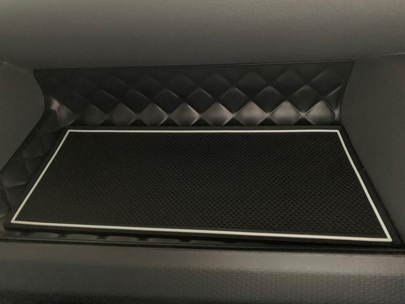 ジャスビー ダイハツ 新型タント&タントカスタム(LA650S/LA660S)専用 インテリアラバーマットセット