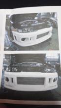 スカイラインGT‐R高橋板金工業 Auto Garage TBK フロントバンパースポイラーの全体画像