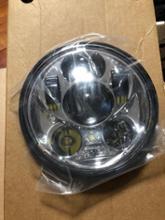 """ソフテイル・ロッカーCハーレーダビッドソン純正 5 3/4 """"Daymaker""""LED Headlampの全体画像"""