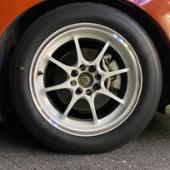 RAYS VOLK RACING CE28 CLUB RACER SCHOLARSHIP MODEL