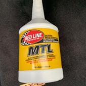 RED LINE MTL Gear Oil 70W-80