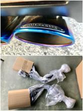 ステップワゴンスパーダNOBLESSE 左右4本出しマフラーの全体画像