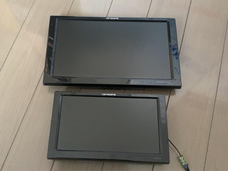PIONEER / carrozzeria TVM-W710