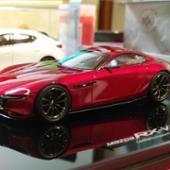 マツダ(純正) RX-visionミニカー