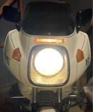 R100RSDAYTONA(バイク) Precious Ray Z 4500Kの全体画像
