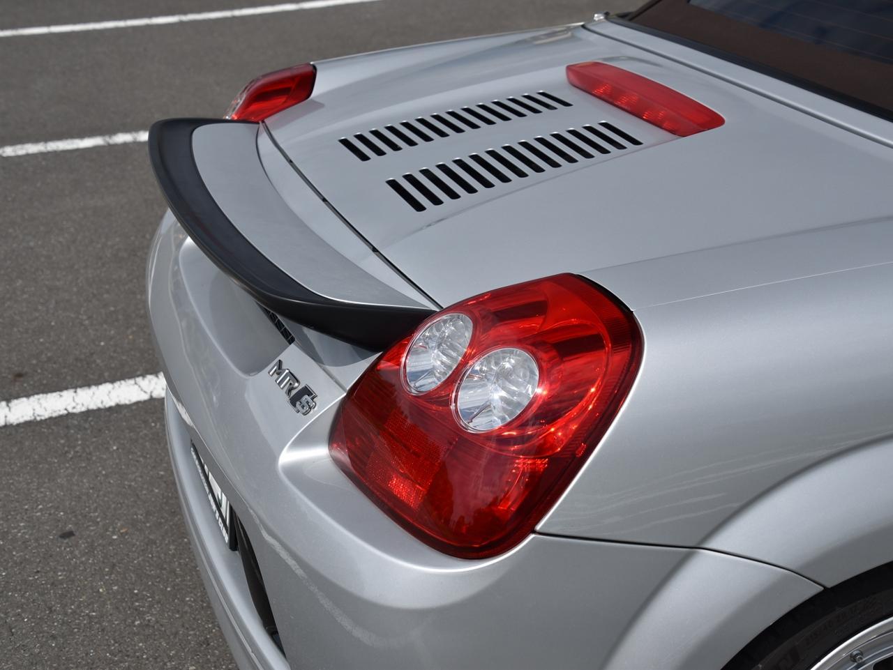 Audi純正(アウディ) Audi TT S-line純正 リアスポイラー
