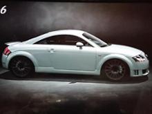 MR-SAudi純正(アウディ) Audi TT S-line純正 リアスポイラーの全体画像