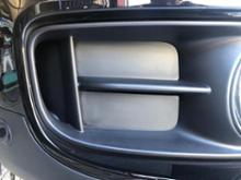 MINI Crossoverハイブリッド3M フロントバンパー ラッピングの全体画像