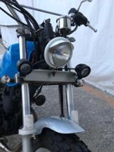 TW200E不明 LEDライトの単体画像