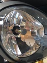 スピードトリプルRNIGHT  EYE LEDヘッドライトの全体画像