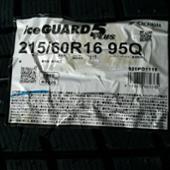 YOKOHAMA iceGUARD 5 PLUS 215/60R16