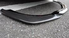 Eクラス セダンMercedes-Benz W212 前期 フロントカーボンリップスポイラーの全体画像