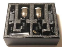 ノアREIZ TRADING VELENO H4 7200lm プロジェクターヘッドライトの全体画像