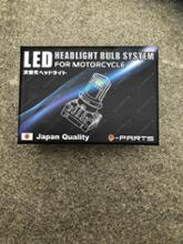 ライブディオZXGパーツ LEDヘッドライト、PH11の単体画像