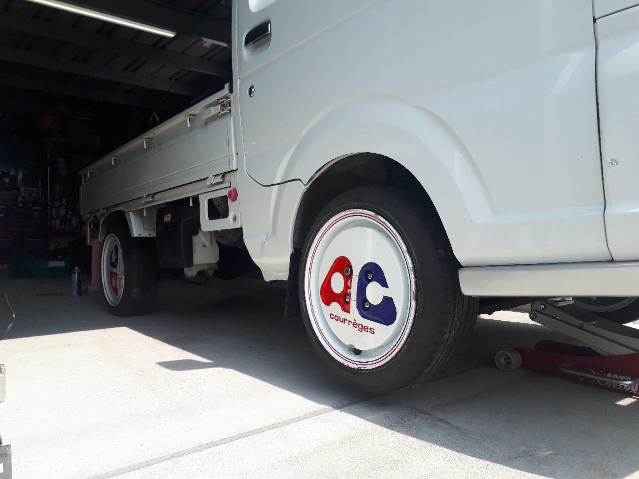 AC courreges ACB-R