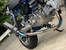 モンキー125OVER RACING TT-Formula フルチタンの単体画像