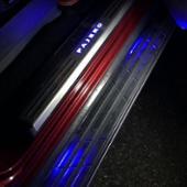 三菱自動車(純正) ステップライト スカッフプレート