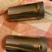 LCIPARTS 左右出し用 カーボン・チタン・コニカル・SBマフラー用 消音バッフル タイプ2 ツイン両側出し専用