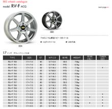 プリメーラワゴンBBS RV-Fの全体画像