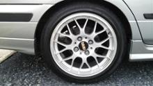 プリメーラワゴンBBS RG-Rの単体画像