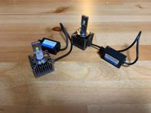 S4 (セダン)OPPLIGHT D3S LEDヘッドライトバルブの単体画像
