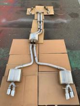 S4 (セダン)APR フルエキゾーストシステムの単体画像