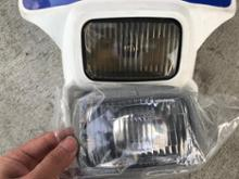 XLR125Rホンダ(純正) ヘッドライト/ヘッドライトユニットの全体画像