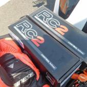 CRG RC2 ブレーキレバー ショート