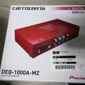 PIONEER / carrozzeria DEQ-1000A-MZ