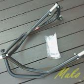 ASTRO PRODUCTS AP モーターサイクルフロントスタンド ブラック MF372