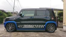 ハスラーSPIEGEL プロスペックワゴン車高調の全体画像
