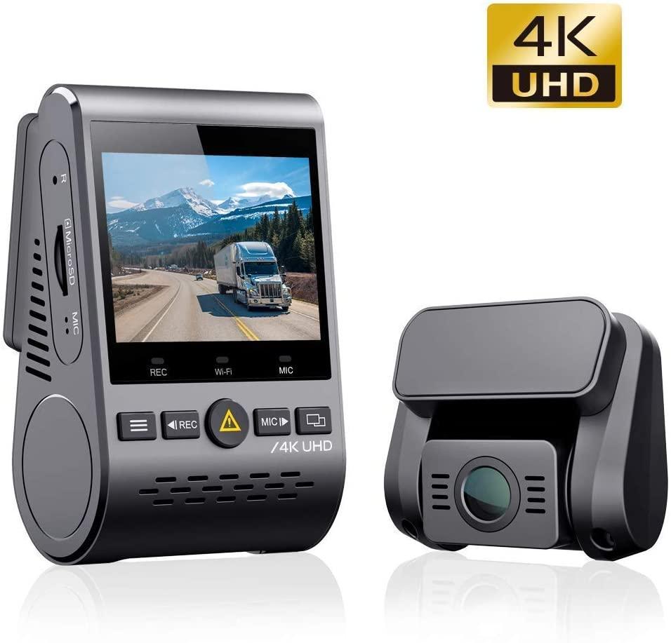 VIOFO A129 PRO DUO 4K UHD 前後2カメラ GPSドライブレコーダー