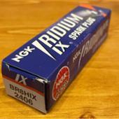 NGKスパークプラグ / 日本特殊陶業 BR8HIX