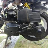 ヤマハ(純正) ジョグ80(2xx)エンジン