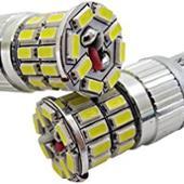 まめ電 T10 T16 LED バックランプ ポジション MIRA-SMD