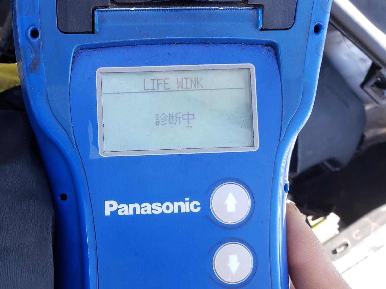 Panasonic カーバッテリー寿命判定ユニット LifeWINK [ ライフ・ウィンク ] N-LW/P5