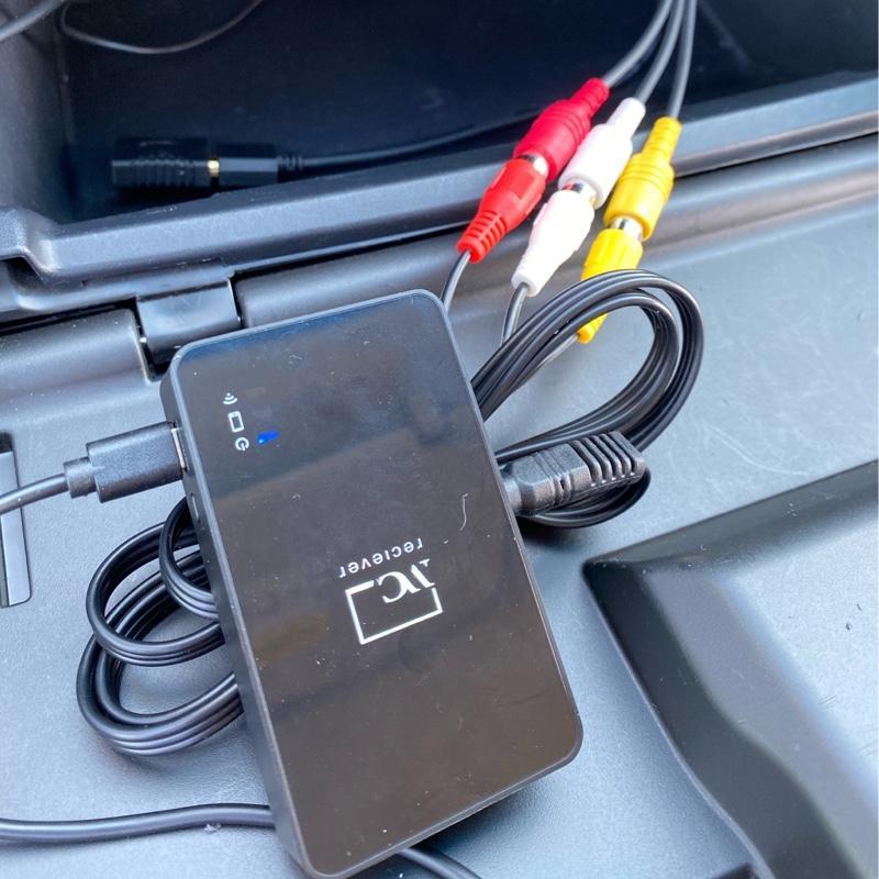 Kashimura KD-199 Miracastレシーバー HDMI/RCAケーブル付