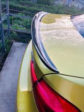 M3 セダンBMW(純正) BMW Performance カーボンリアトランクスポイラーの単体画像