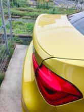 M3 セダンBMW(純正) BMW Performance カーボンリアトランクスポイラーの全体画像