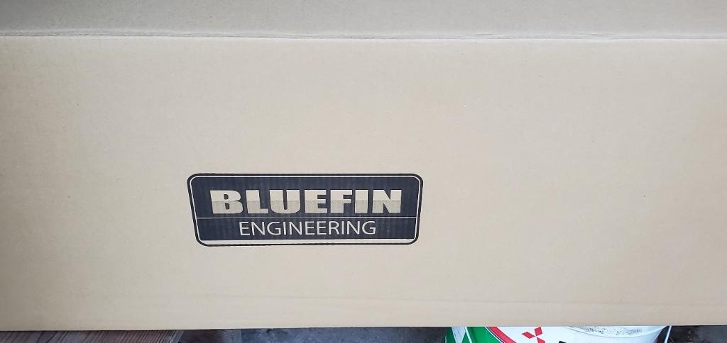 BLUEFIN ENGINEERING ステンレス マフラー