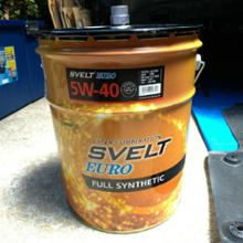 SUNOCO Svelt Euro 5w-40