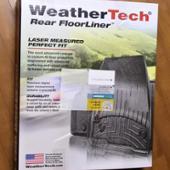 WeatherTech FloorLiner