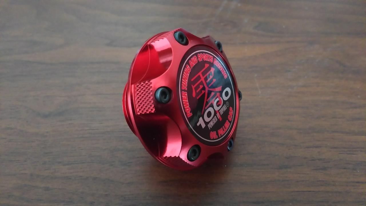 ZERO-1000 / 零1000 オイルフィラーキャップ