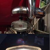 LUCAS 494 Reversing Lamp