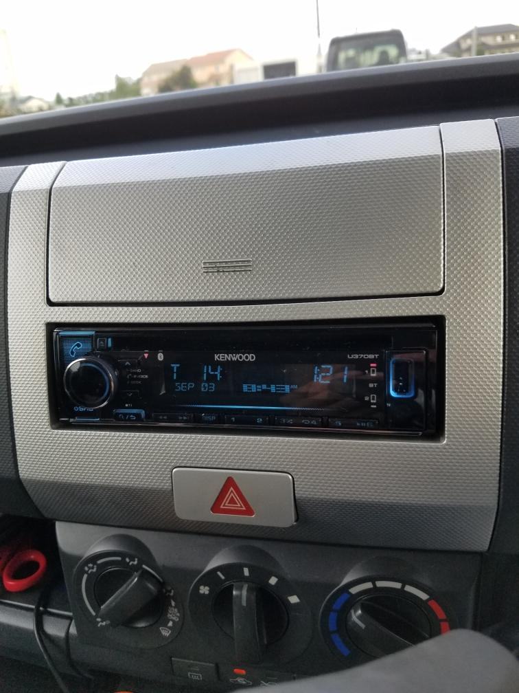 KENWOOD U370BT