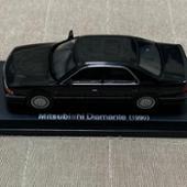 アシェット 国産名車コレクションvol.134 三菱ディアマンテ