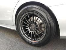 SクラスENKEI エンケイ Racing Revolution RS05RR 18インチ 8.5J+35 9.0J+25の単体画像