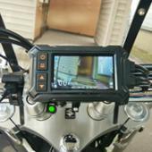 Blueskysea バイク用 ドライブレコーダー 前後カメラ A12