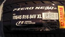 PIRELLI P ZERO NERO GT 195/45R16
